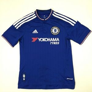 Adidas Chelsea Football Club Soccer Jersey Kids M